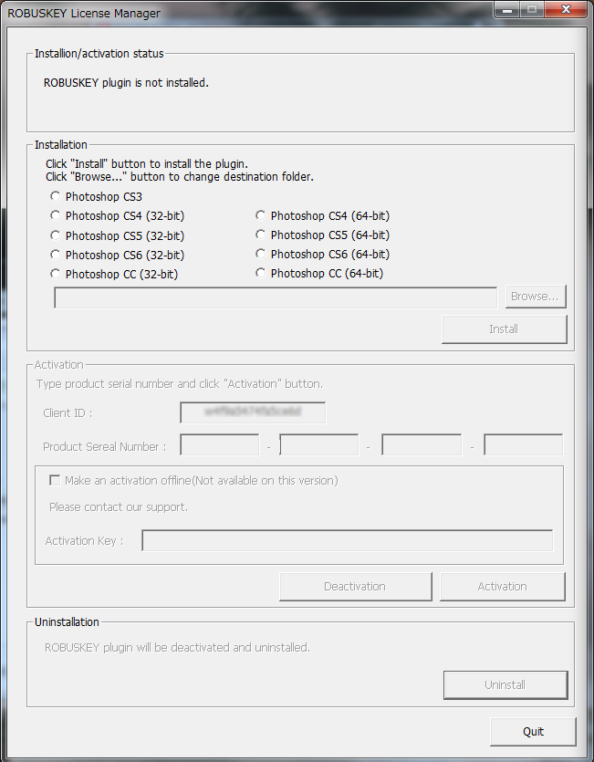 adobe cs6 offline activation keygen