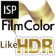 ISP Film Color Like HDR